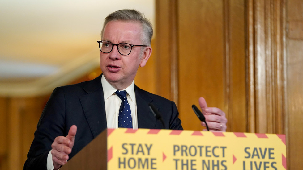 Test for me but not for thee: UK's Gove under fire as daughter skips virus-test queue