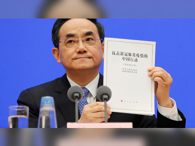 Beijing defends China's handling of Covid-19 pandemic in lengthy report