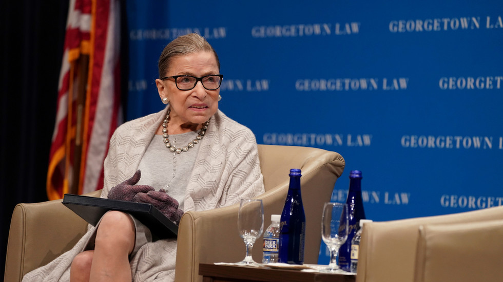 'They're gentrifying RBG': Twitter loses it over pricy apartment building 'honoring' Ruth Bader Ginsburg