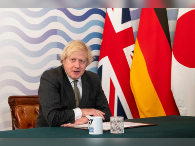 Boris Johnson tells G7 summit 'whole world' must be vaccinated