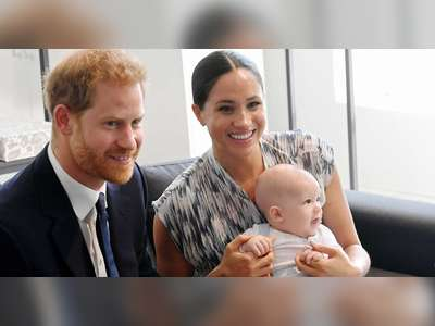 Meghan and Prince Harry unveil major overhaul to Archewell website - Diana's photo removed